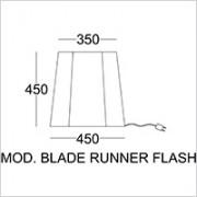 blade runner flash ridotto