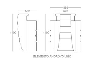 elemento androyd link