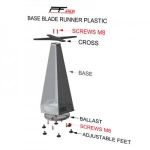 montaggio base BLADE RUNNER cover